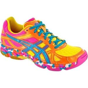 Asics Gel Flashpoint sneakers runners size 8.5 GUC